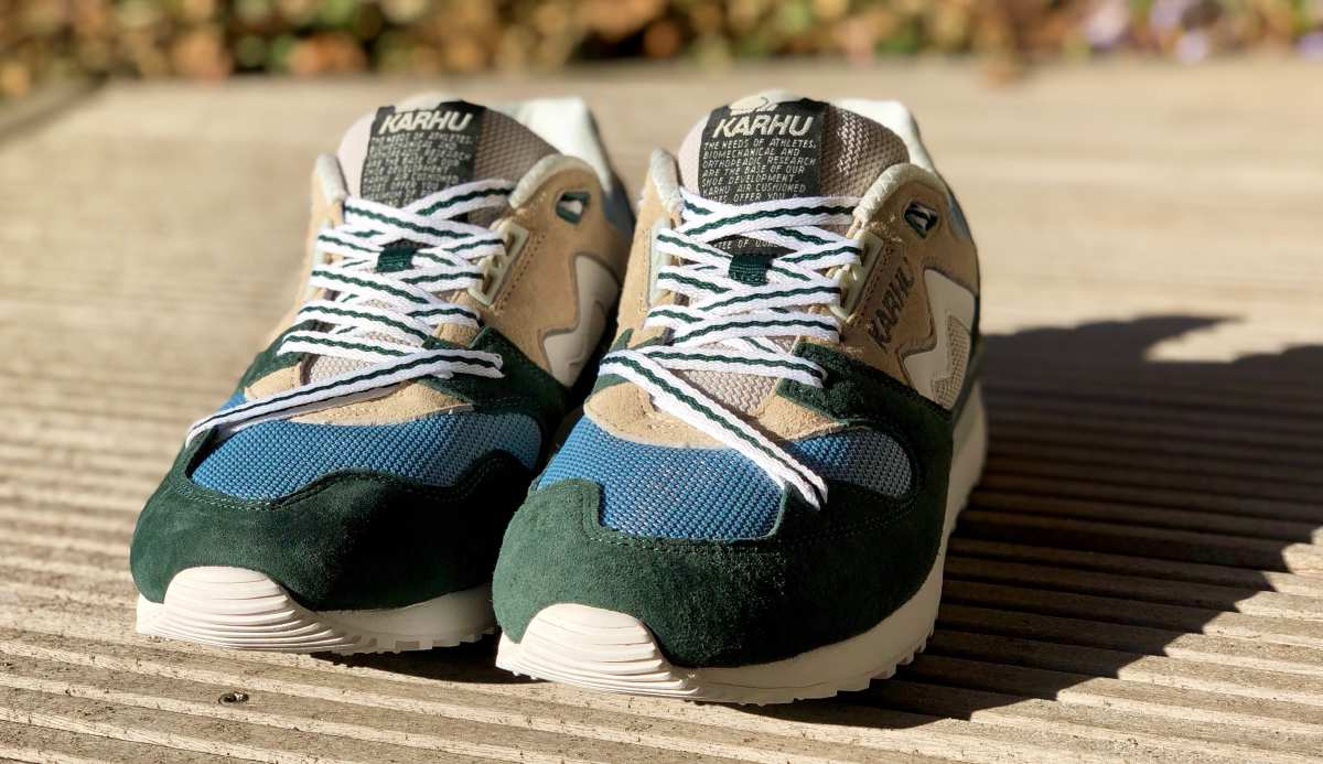 Photo of the Karhu Synchron Classic sneakers
