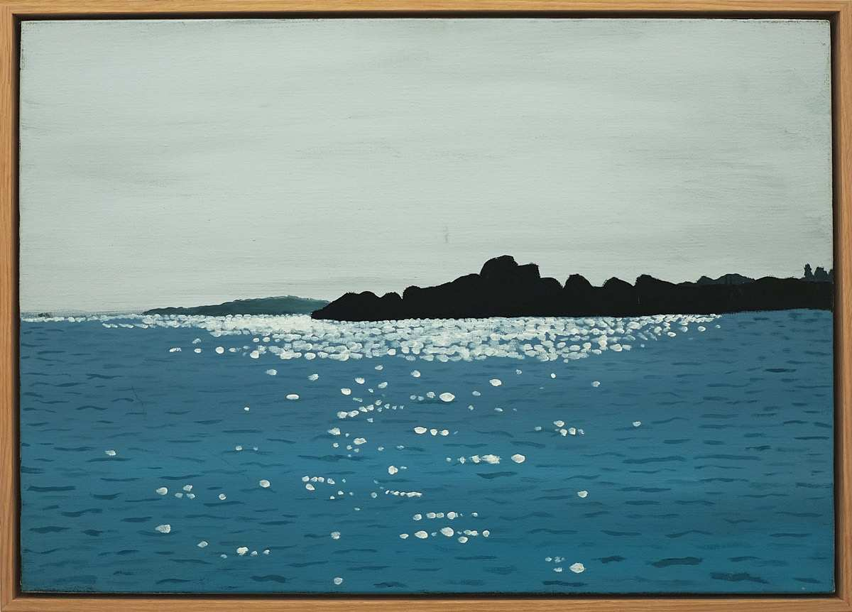 Painting of water